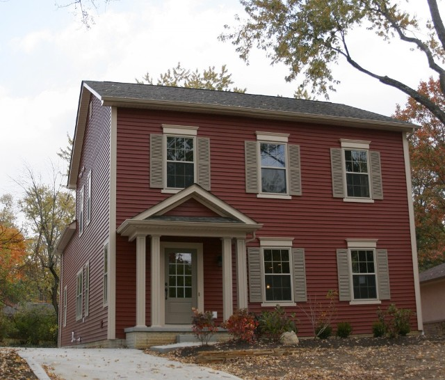 Professional Exterior Painting Services: Diyanni Custom Homes / Painted By SJ Professional Painting LLC